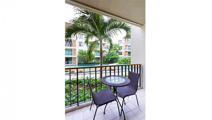 Baan Sansuk condominium, 2 bedrooms, No. 3104, 1st floor