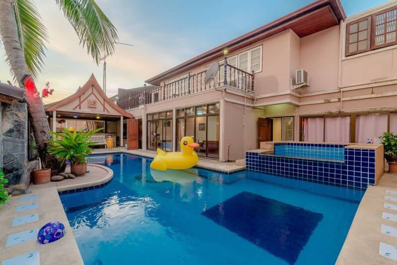 D Pool Villa village, 5 bedrooms