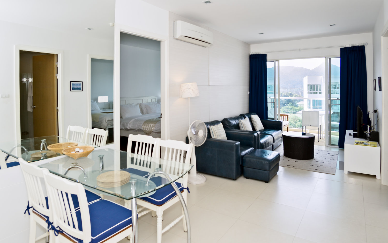 Seacraze condominium, D 709, 2 bedrooms