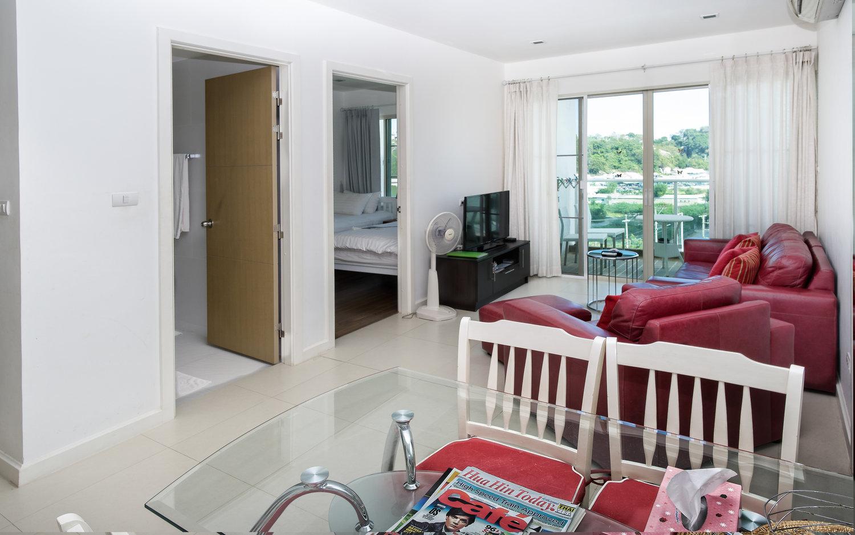 Seacraze condominium, D 705, 2 soveværelser