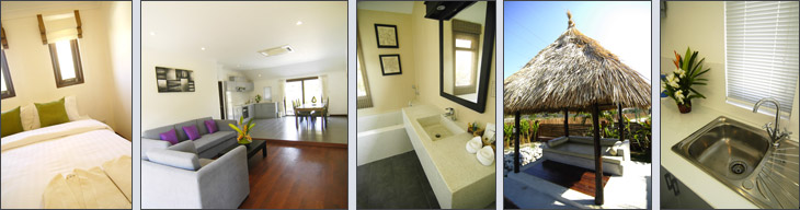 The Recidence 1 bedroom