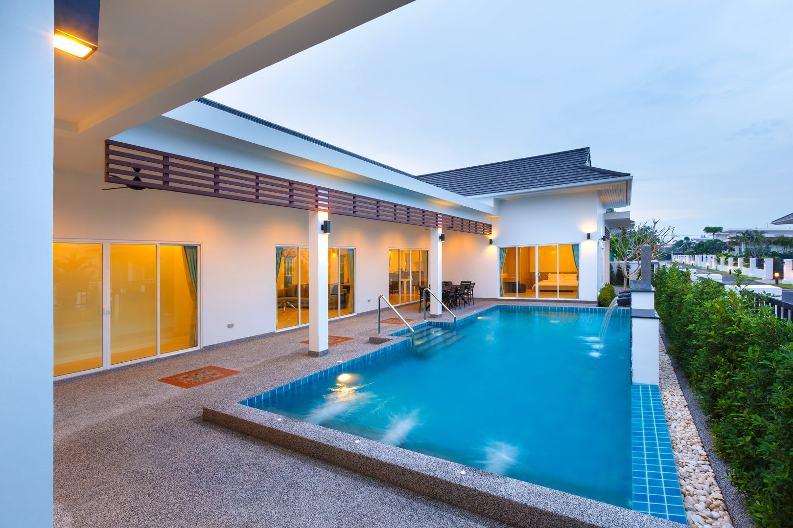 Sivana Gardens resort, 4 bedrooms