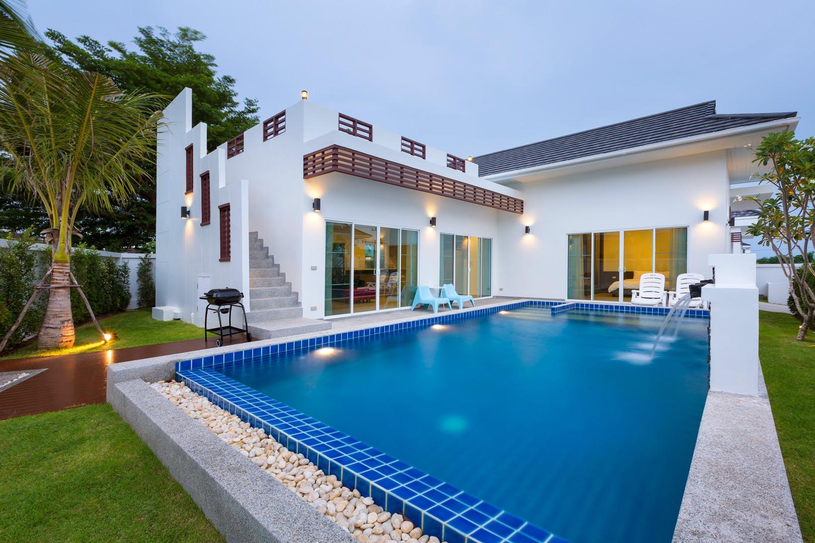 Sivana Gardens Resort, 3 soveværelser