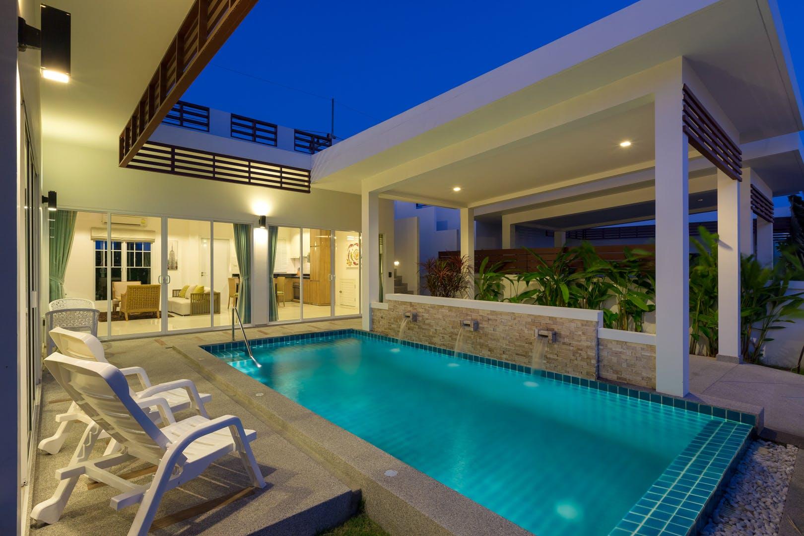 Sivana Gardens resort, 2 bedrooms