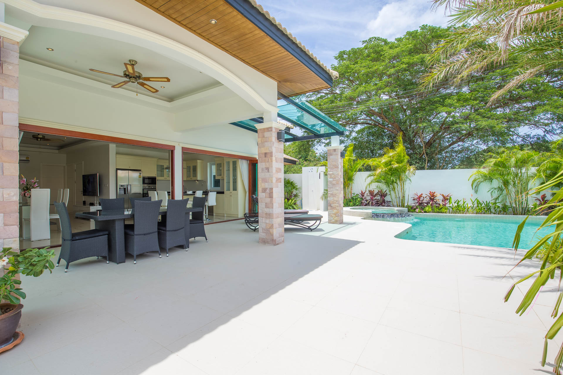 Orchid Paradise Homes, price 5490000 baht, 3 bedrooms