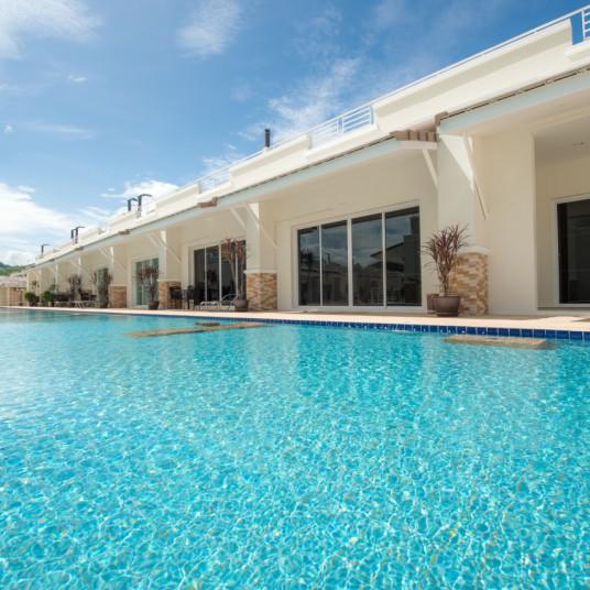 Lotus pool villas, Oriental Beach Pearl, 1 bedroom