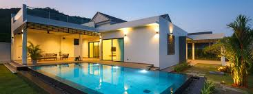 Hideaway, Type A, 3 soveværelser, priser fra 15000000 baht