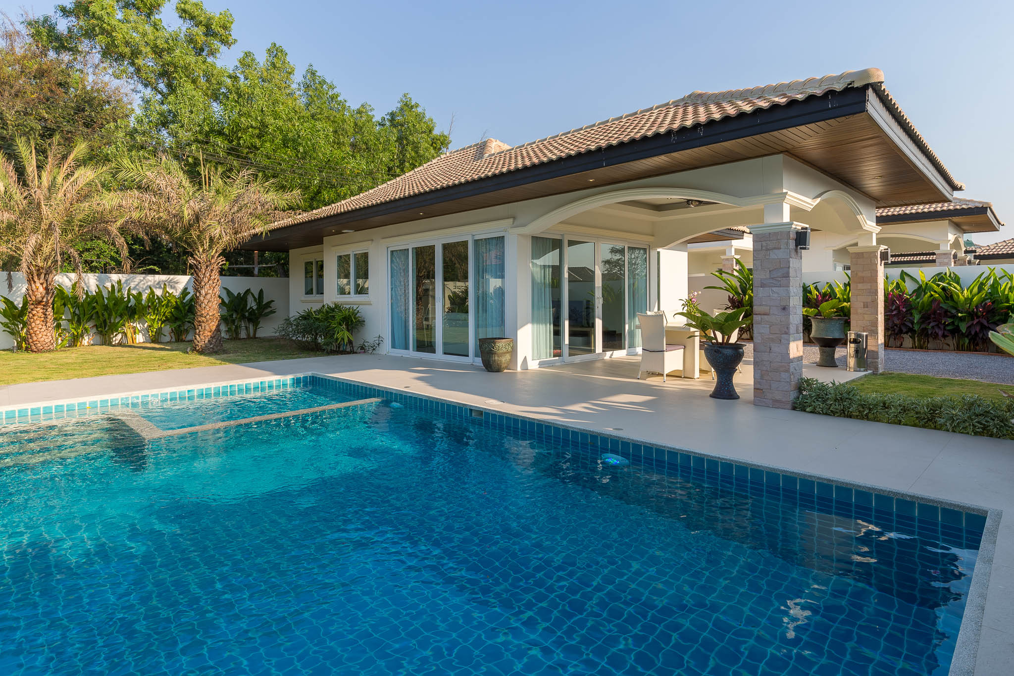 Orchid Paradise Homes, price 4390000 baht, 2 bedrooms