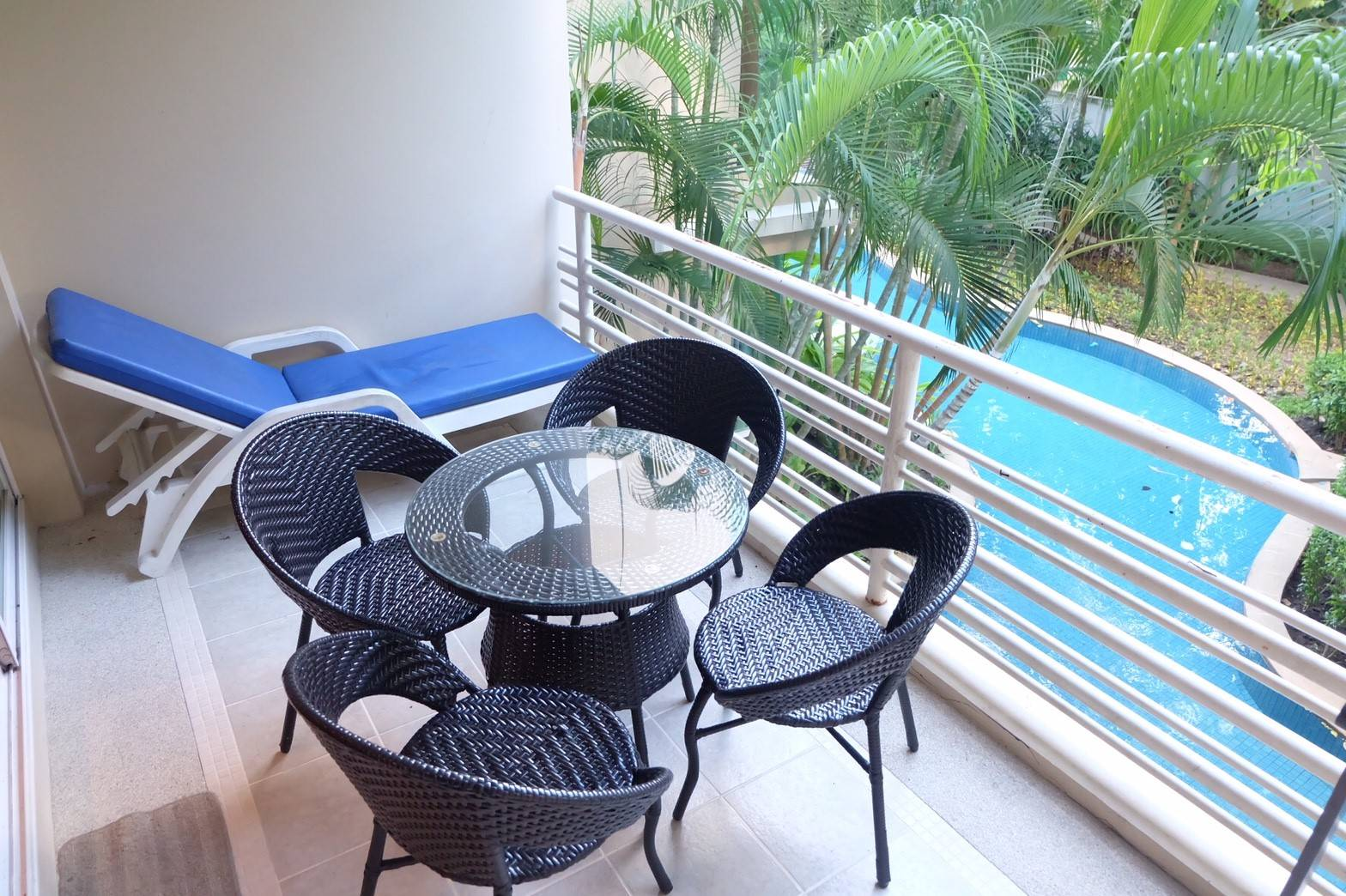 Baan San Ploen condominium, 3 bedrooms, 2nd floor